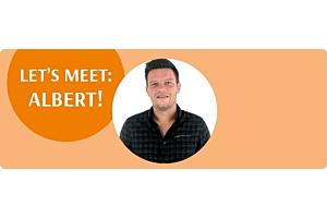 Let's Meet: Albert