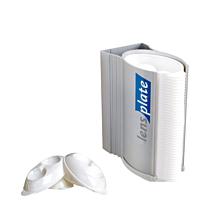 Lensplate dispenser