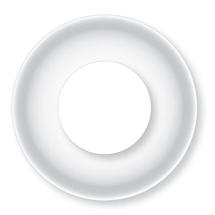 Nylon Glasbril Ringen