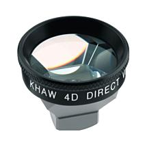 Ocular lens Khaw 4D direct view