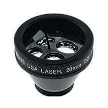Ocular Karickhoff laser w/flange