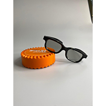 Onspot Polarisatiebril
